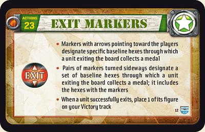 Exit Markers