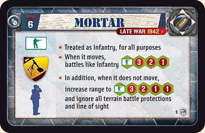 Mortar (Late War)