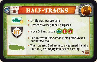 Half-Tracks