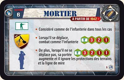 Mortier (à partir de 1942)