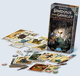 Shadows Over Camelot: The Card Game -  Days of Wonder