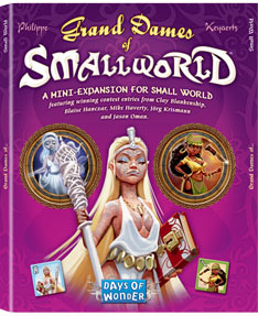 Days of Wonder Inc: Grand Dames of Small World