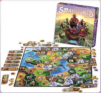 Small World game