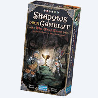 Shadows over Camelot, das Kartenspiel