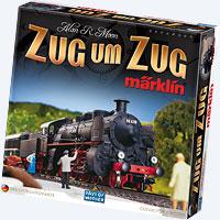 Zug um Zug Märklin Edition