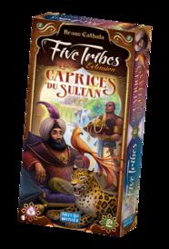 Les Caprices du Sultan