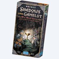 Shadows over Camelot, le jeu de cartes