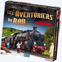 Les Aventuriers du Rail Edition Märklin