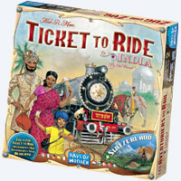 Aventuriers du Rail Inde
