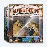 Aventuriers du Rail - Alvin & Dexter