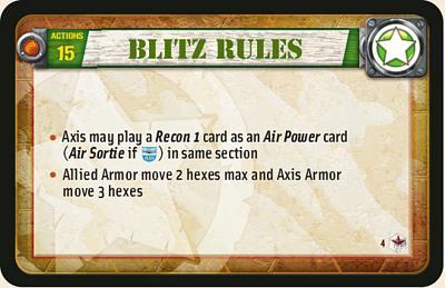 Blitz Rules