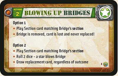 Blowing Up Bridges