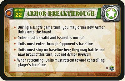 Armor Breakthrough