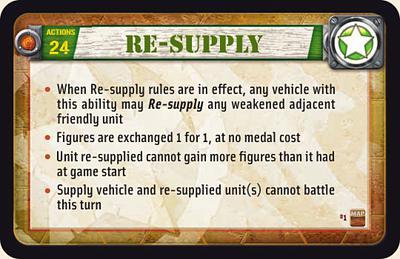 Re-supply