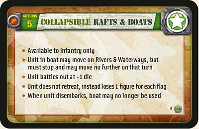 Collapsible Rafts & Boats