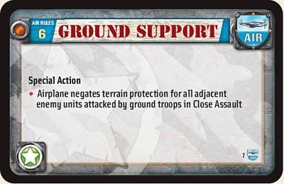 Ground Support