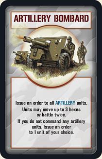 Artillery Bombard