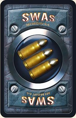 Special Weapon Assets Cards
