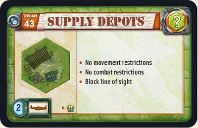 Supply Depots