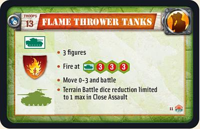 Flame Thrower Tanks