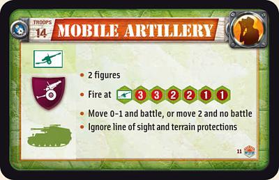 Mobile Artillery
