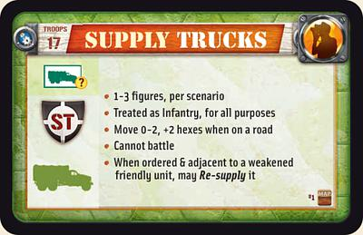 Supply Trucks