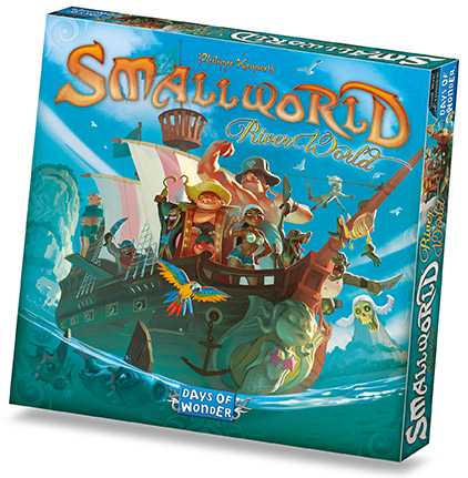 River World: Small World -  Days of Wonder